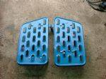 FOOT PLATES / STEPS PART NO: 41301